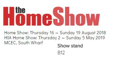 HIA Homeshow Melbourne